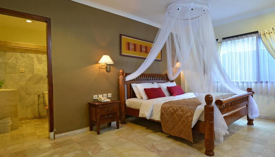 Puri Dewa Bharata Hotel & Villas Bali - Downstairs Villa Promo Weekend  62%