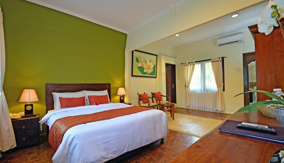 Puri Dewa Bharata Hotel & Villas Bali - Upstairs Villa Regular Plan