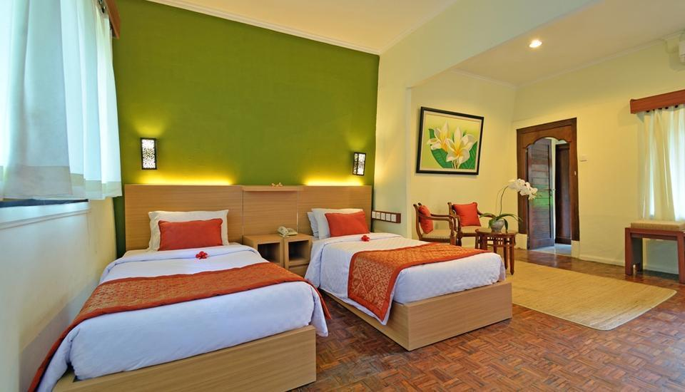 Puri Dewa Bharata Hotel & Villas Bali - Upstairs Villa Promo Weekend  62%