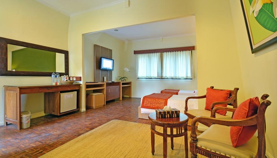 Puri Dewa Bharata Hotel & Villas Bali - Upstairs Villa