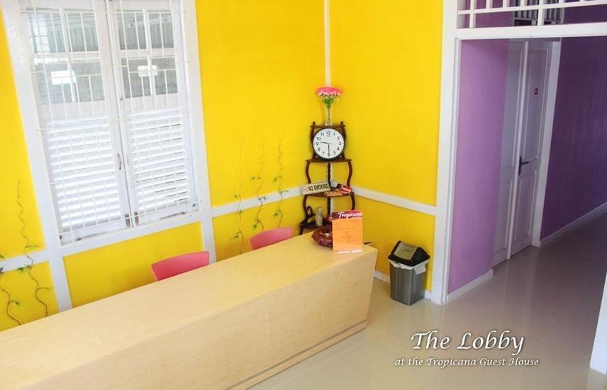 Tropicana Guest House Bengkulu - Lobi