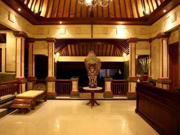 Rama Phala Resort & Spa Bali - Lobi