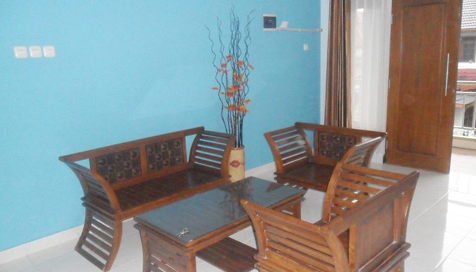 Simply Homy Guest House Sawit Sari 2 Yogyakarta - Ruang tamu