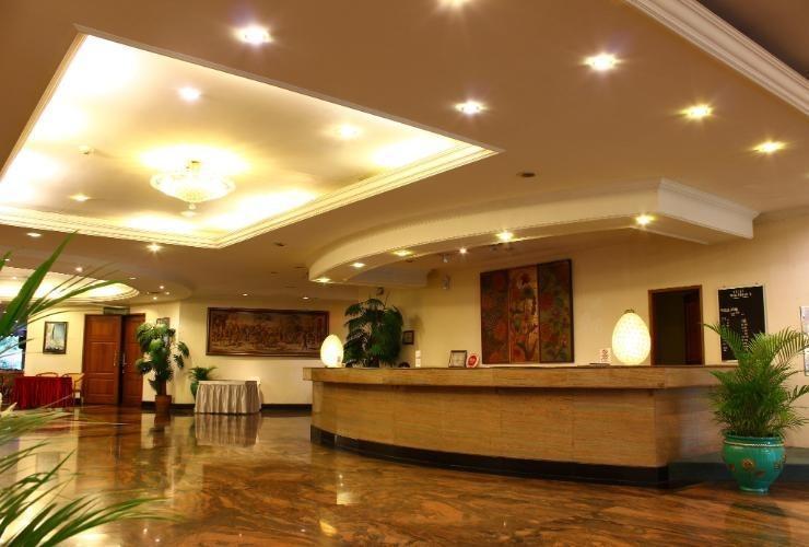 Asana Grand Pangrango Bogor - Lobby Resetvation
