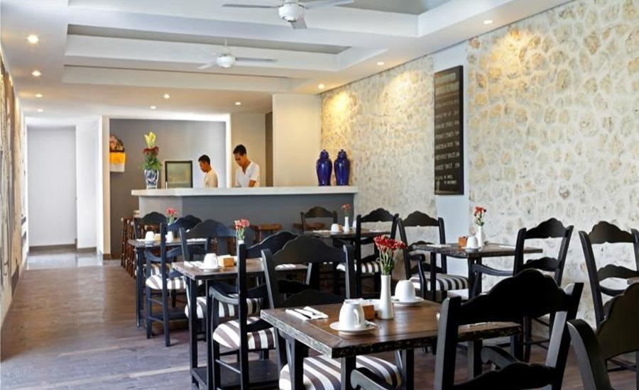Ariva 7 Bidadari Boutique Hotel Seminyak - Ruang makan