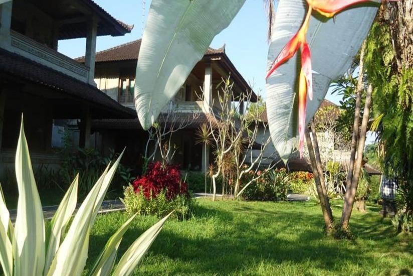 Puri Padi Ubud - Taman