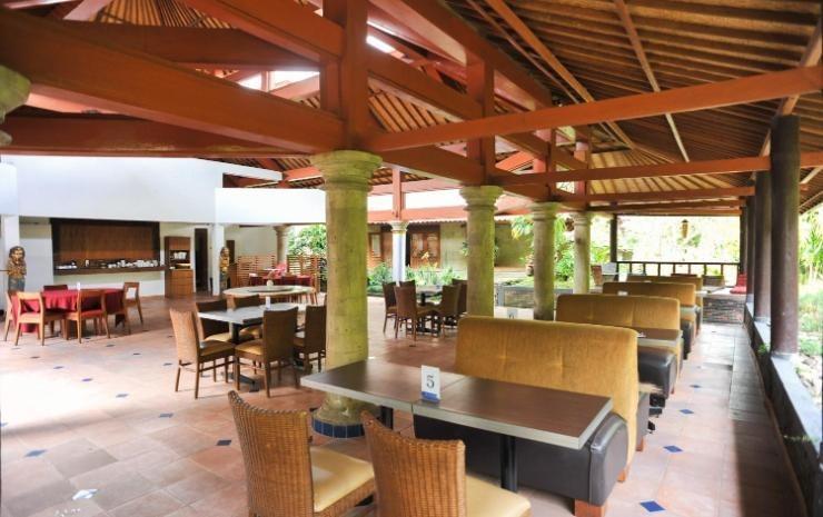 Puri Padi Ubud - Restoran