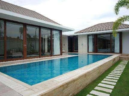 C151 Smart Villas at Seminyak -   Kolam Renang