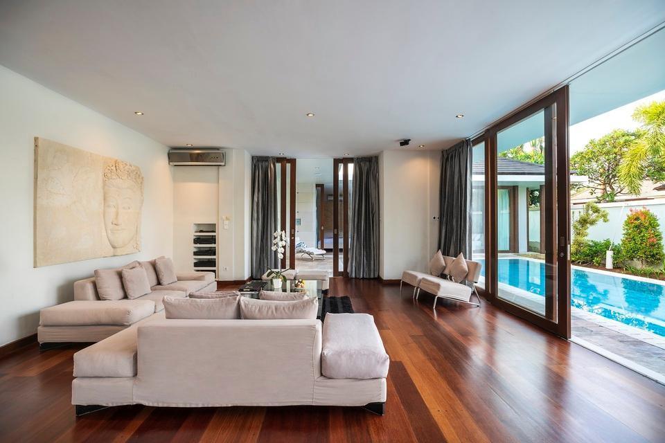 C151 Smart Villas at Seminyak - Ruang Tamu