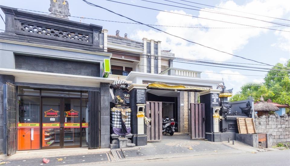 RedDoorz @Kedonganan Jimbaran - Tampilan Luar Hotel