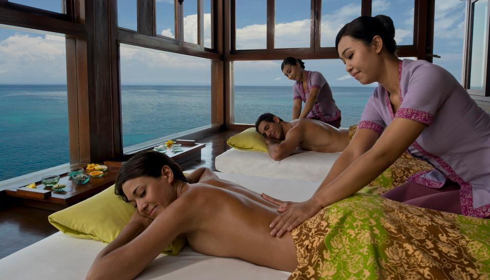 AYANA Resort and Spa, BALI - Spa di batu