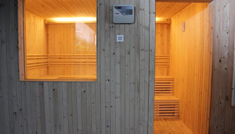 Swiss-Belinn Karawang Karawang - swiss spa - sauna 1
