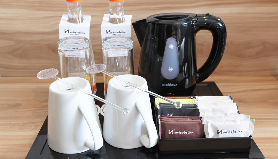 Swiss-Belinn Karawang Karawang - Coffee and tea maker