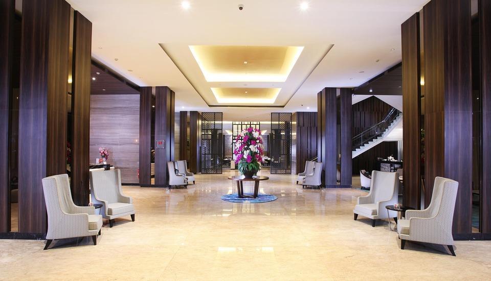 Swiss-Belinn Karawang Karawang - Lobby Lounge