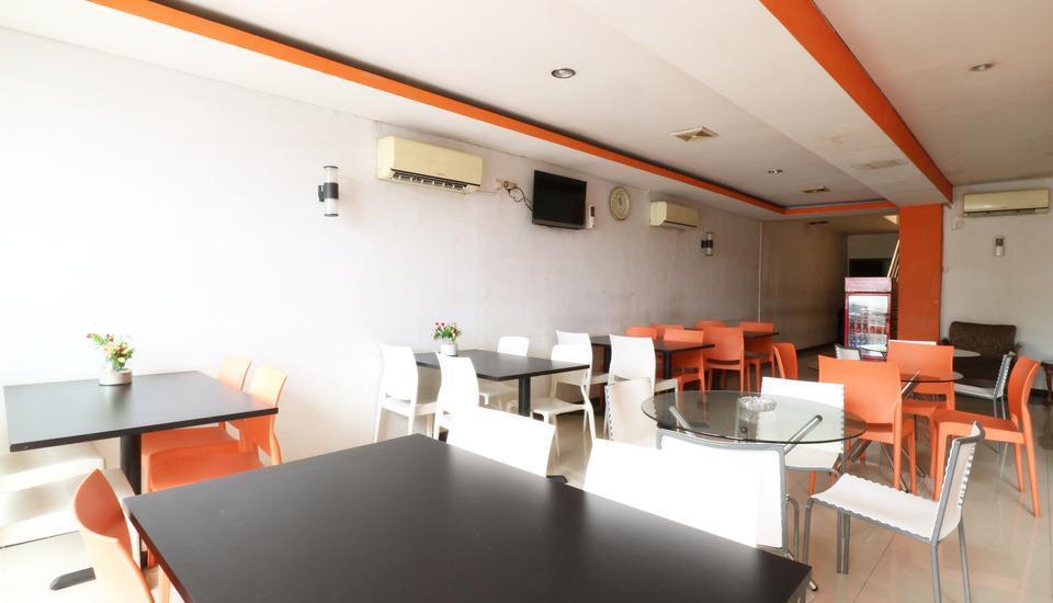 Hotel Rakacia Jakarta - Restaurant