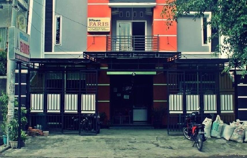 Hotel Faris Makassar - bangunan