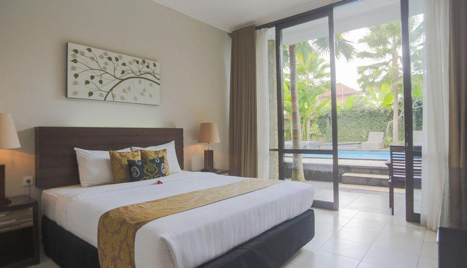 The Grand Sunti Ubud - Deluxe Room Only Regular Plan