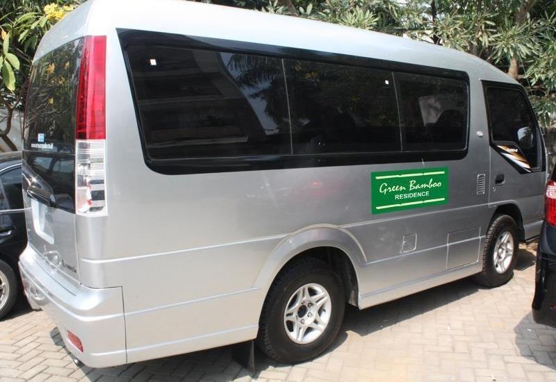 Green Bamboo Residence Jakarta - Mobil Antar-Jemput