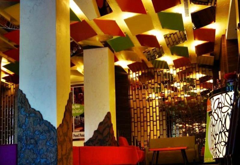 Hotel Victoria River View Banjarmasin - Lobi