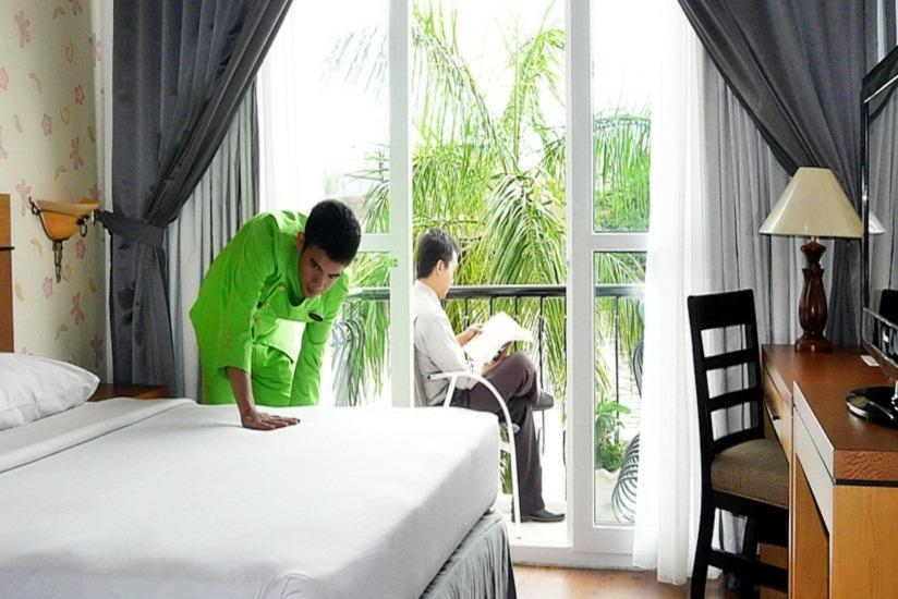 Hotel Victoria River View Banjarmasin - Classic Room Regular Plan