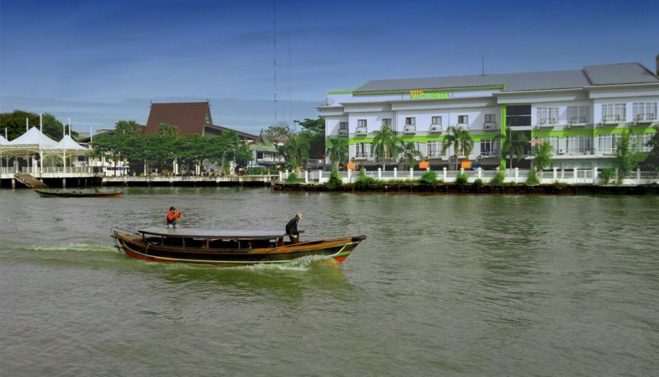 Hotel Victoria River View Banjarmasin - BUILDING