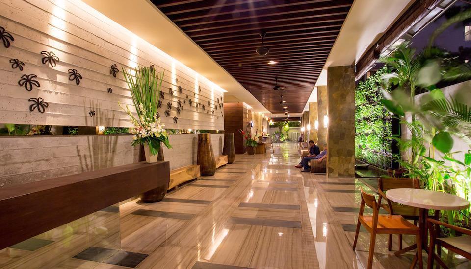 Grand Ixora Kuta Resort Bali - Lobi