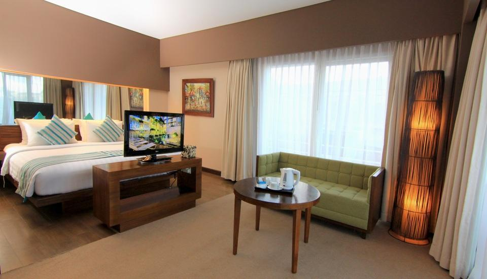 Grand Ixora Kuta Resort Bali - Junior Suite Room   Minimum Stay 3 Nights