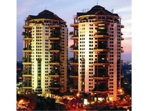 Grand Tropic Jakarta - Tampilan Hotel