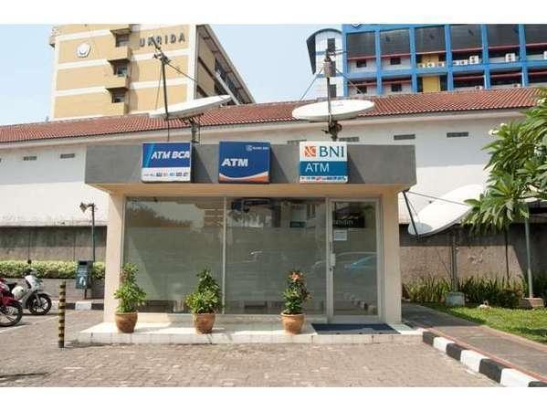 Grand Tropic Jakarta - Mesin ATM