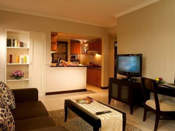 Grand Tropic Jakarta - Business Suite - One Bedroom Harga Spesial