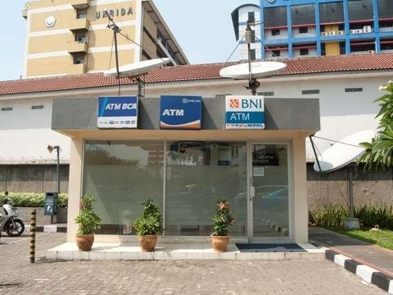Grand Tropic Jakarta - ATM