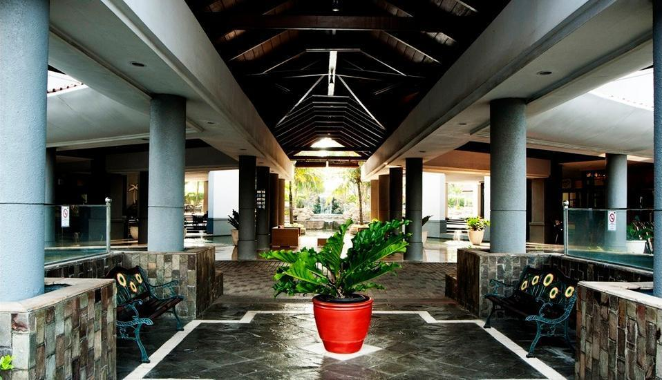 Grand Tropic Jakarta - Masuk