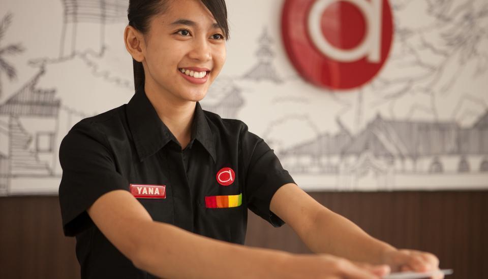 Amaris Hotel Serang - Pelayanan saat check in