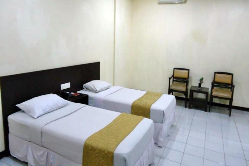 Garuda Citra Hotel - Deluxe Room Regular Plan