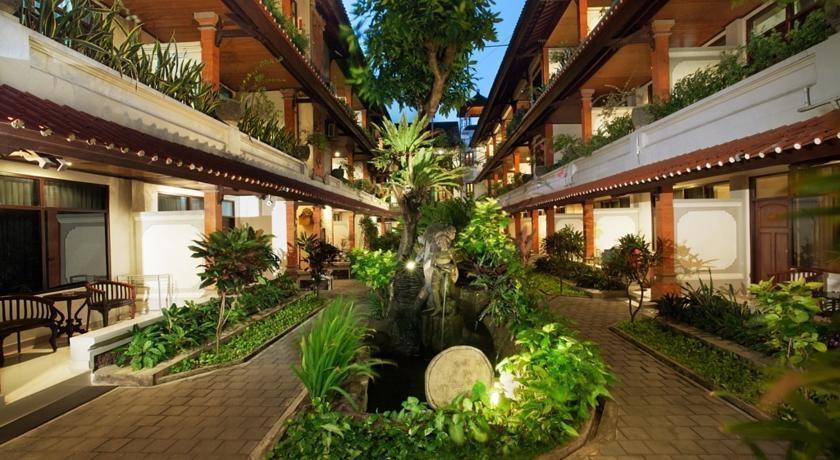 Bali Summer Hotel Bali - Taman