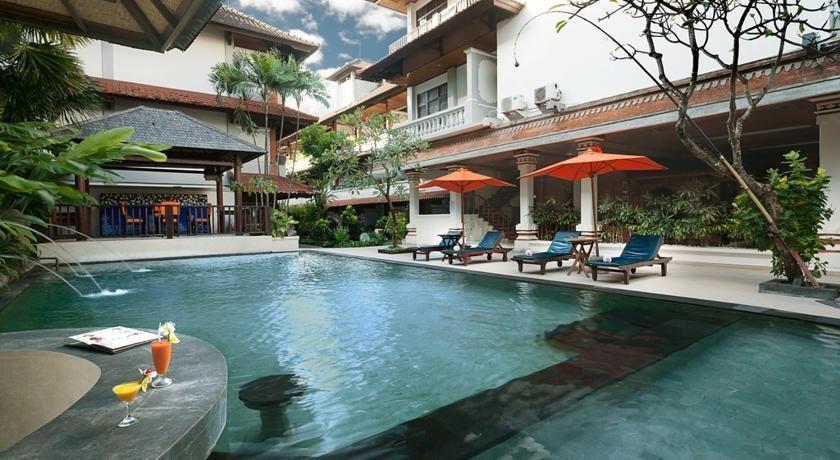 Bali Summer Hotel Bali - Kolam Renang