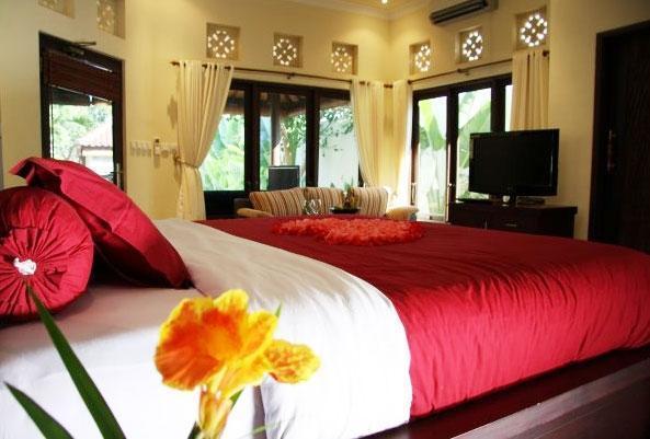 Villa Kurnia Bali - bedroom