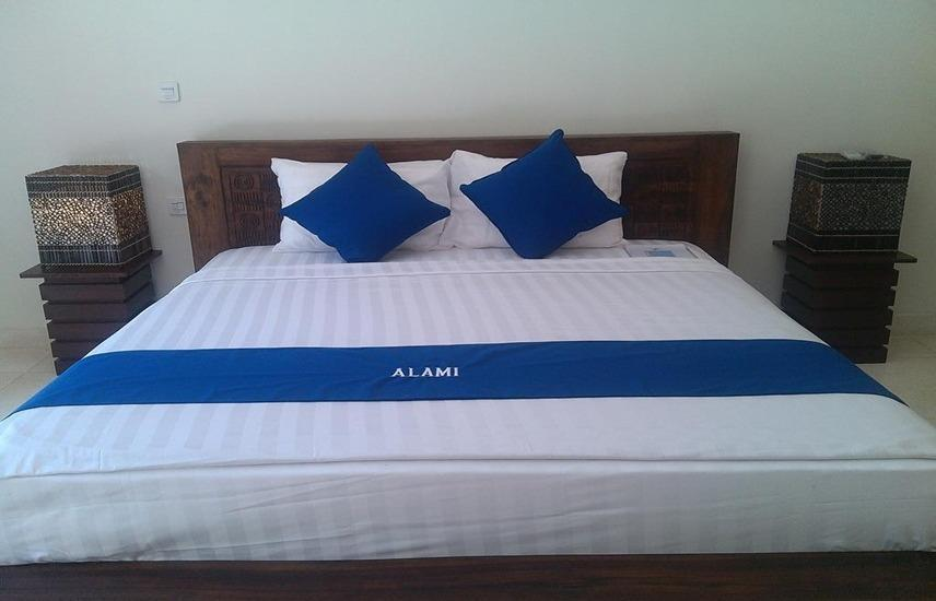 Alami Resort & Restaurant Bali - Superior Room Regular Plan