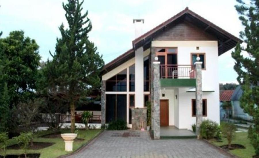 Villa Gerbera III Istana Bunga - Lembang Bandung Bandung - Eksterior
