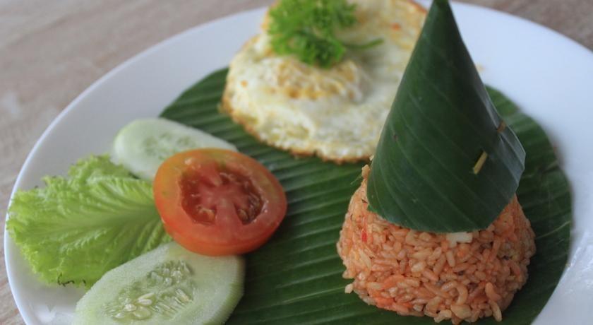 Kanomayasa Ubud Villa Bali - Makanan