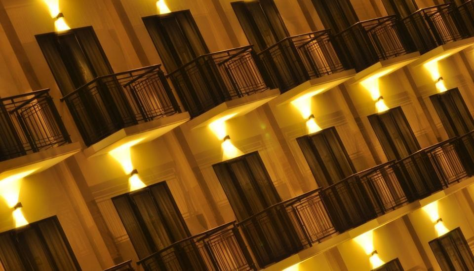 Nava Hotel Tawangmangu - Balkon
