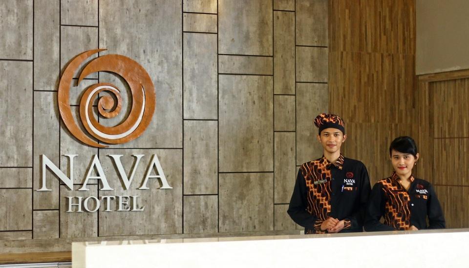Nava Hotel Tawangmangu - Lobby
