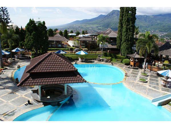 Hotel Purnama Malang - swimming pool