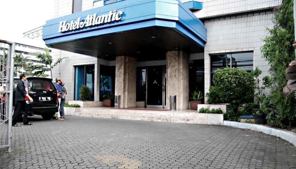 Hotel Atlantic Jakarta - Pemandangan