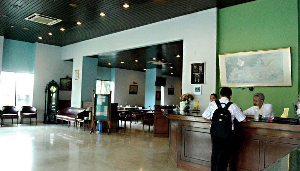 Hotel Atlantic Jakarta - Lobi