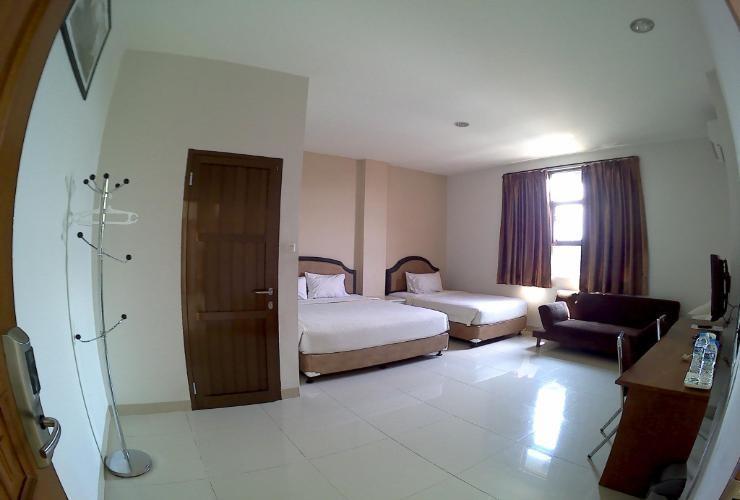 Asoka Hotel Bandung - Family Room