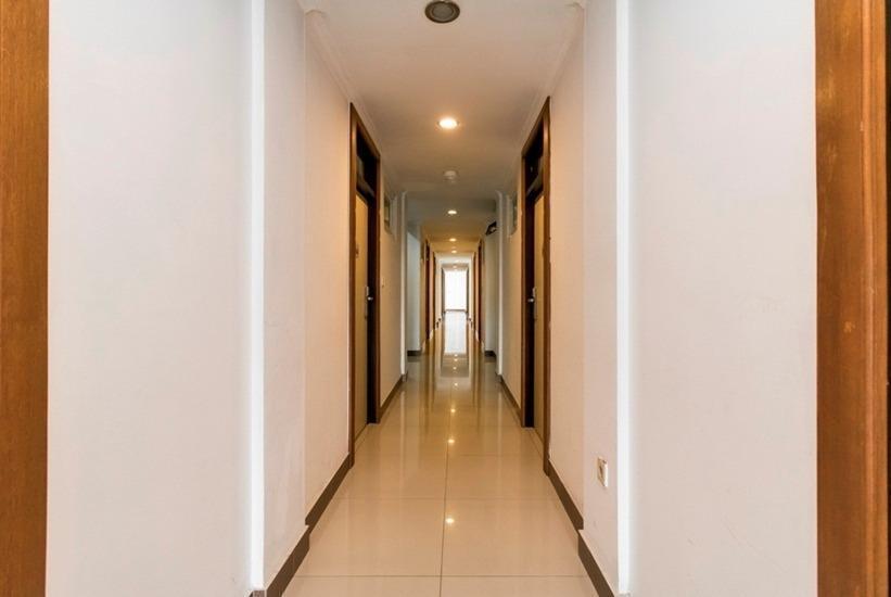 RedDoorz @ Baranangsiang Bogor Bogor - Corridor