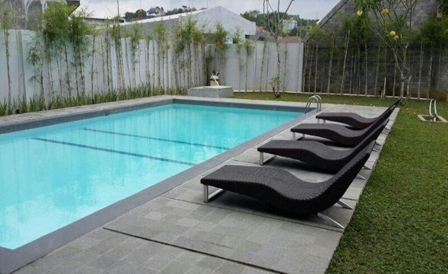 Sisingamangaraja Guest House Semarang - Eksterior