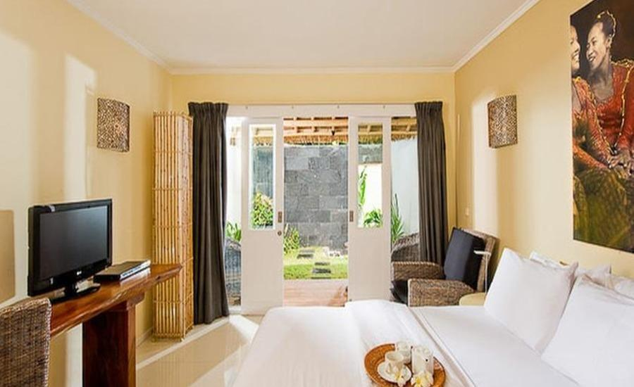 Scallywags Resort Gili Trawangan - Kamar tamu