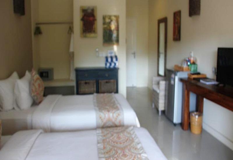 Scallywags Resort Gili Trawangan - Resort Room (Standard Room) Regular Plan